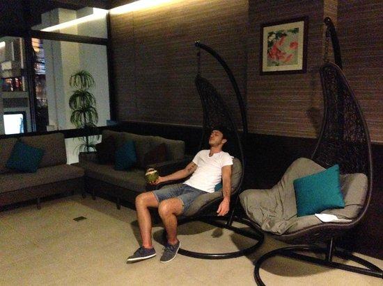 Simplitel Hotel: Лобби