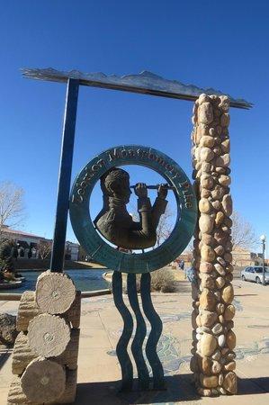Historic Arkansas Riverwalk of Pueblo: Zebulon Montgomery Pike , Forefather !