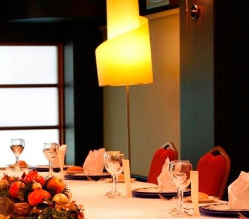 Ciudad de Vigo Hotel: salon privado para raeuniones de empresa