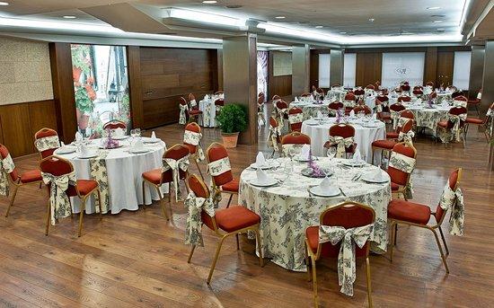 Ciudad de Vigo Hotel: salon de bodas y reuniones Cordoba de hotel ciudad de vigo