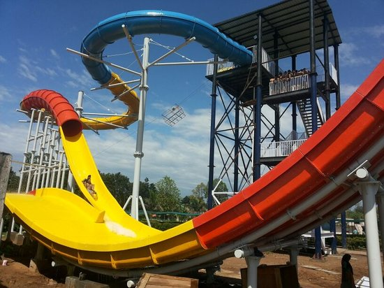 supercool water park - Review of Funcity, Ramgarh, India