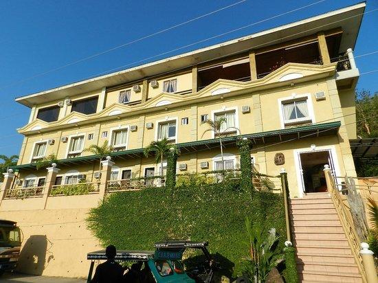 Mt. Tapyas Hotel : Mt Tapyas Hotel
