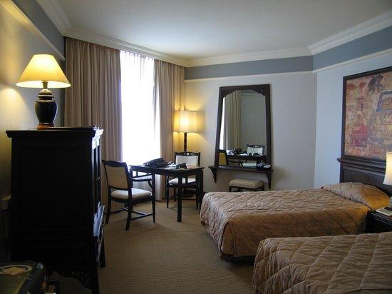 Wiang Inn Hotel: 客室の様子