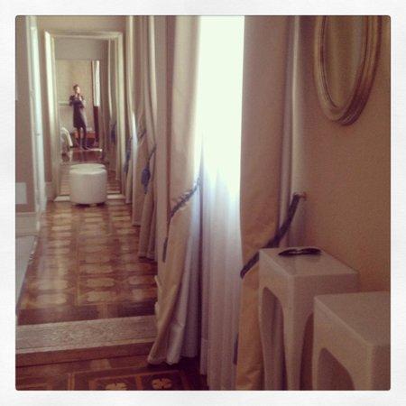 Hotel Ai Due Principi : Verso