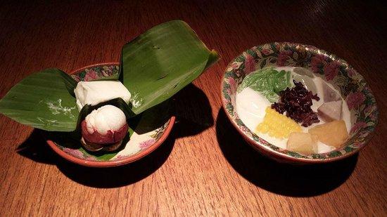 Nahm Restaurant: Nahm_dessert