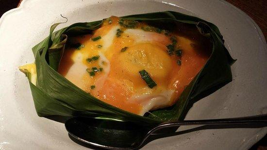 Nahm Restaurant: Nahm_grilled eggs