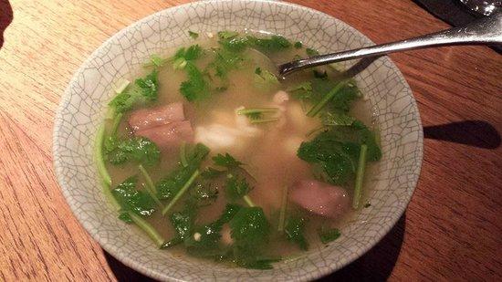 Nahm Restaurant: Nahm_soup