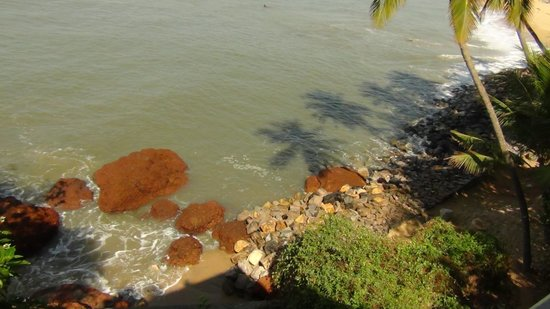Seashell Haris Beach Home: viewed from Haris paradise