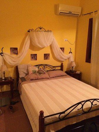 Finca Buena Vista: Das Zimmer