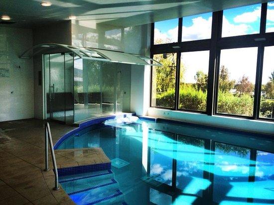 Balgownie Estate Vineyard Resort & Spa: Spa, fantástico si funciona durante tu estancia.