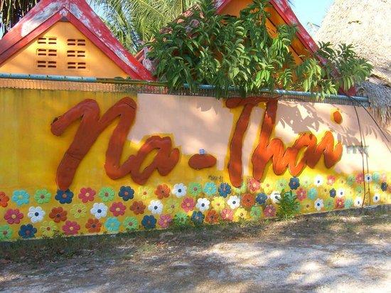 Na-Thai Resort: Aussenansicht
