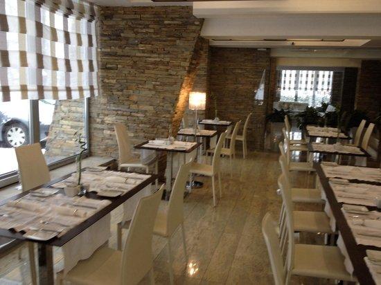 Hotel Rysy: Restaurant