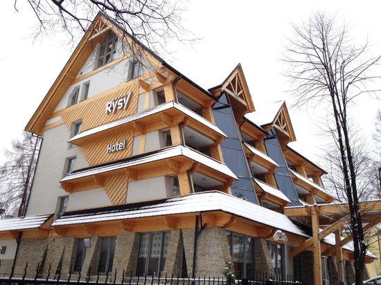 Hotel Rysy: Hotel