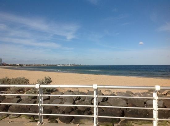 St. Kilda Beach: beach