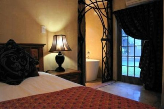 al Marrakesh Guest House : Luxury en suite