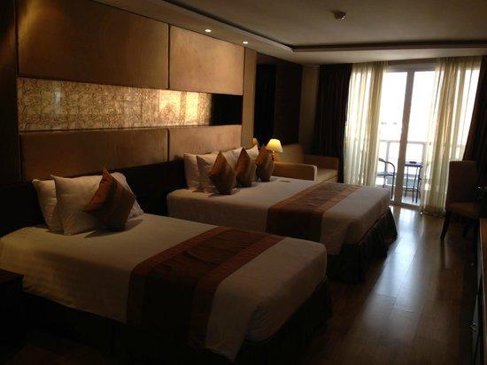 Nova Gold Hotel: номер