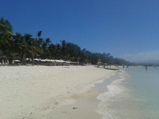 Ambassador in Paradise Resort : Strand
