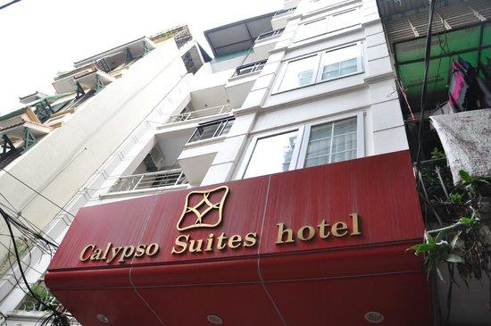 Calypso Suites Hotel: Exterior of the hotel