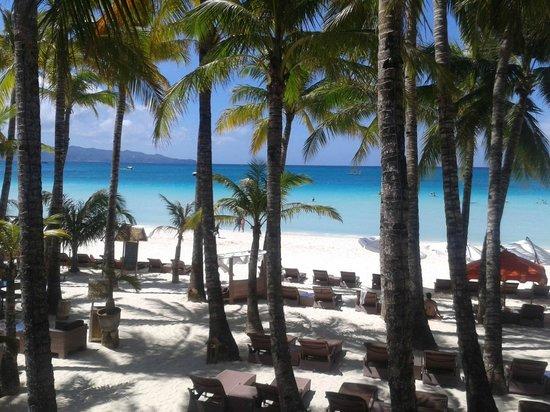 Ambassador in Paradise Resort : Zimmeraussicht