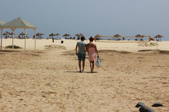 Hotel Oasis Belorizonte: accès direct à la plage de l'hotel