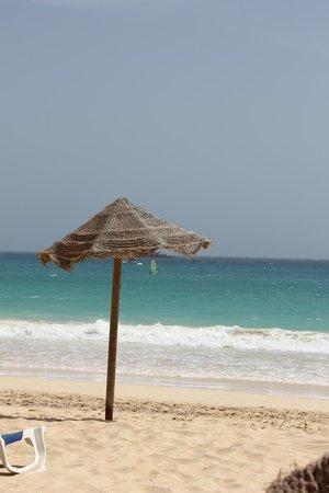 Hotel Oasis Belorizonte: la plage