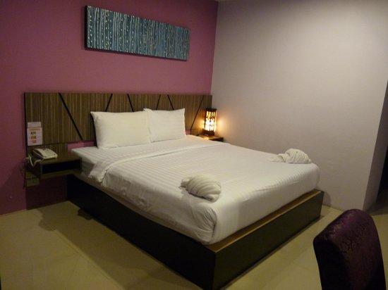 Airy Resort: Chambre au 2me étage