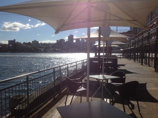 Pier One Sydney Harbour, Autograph Collection: so peaceful