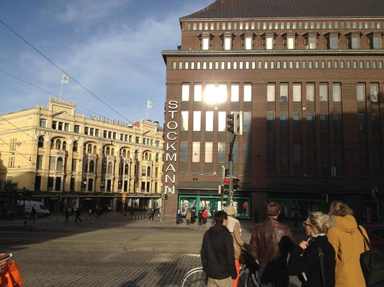 Stockmann's Department Store : Stockmann
