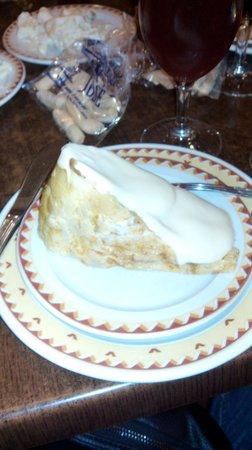Tapa Estrella: Tortilla de Patatas con Pomada.Restaurante Juan Jose