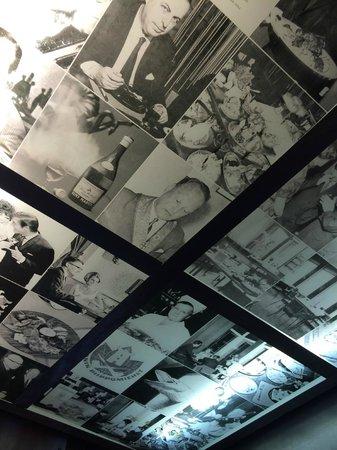 Ateljee Bar: Ascenseur