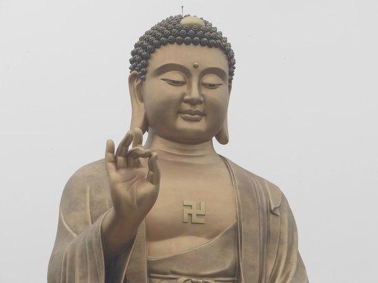 Fo Guang Shan Buddha Museum : Главная статуя