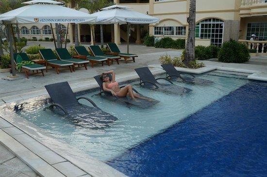 Henann Garden Resort: территория отеля