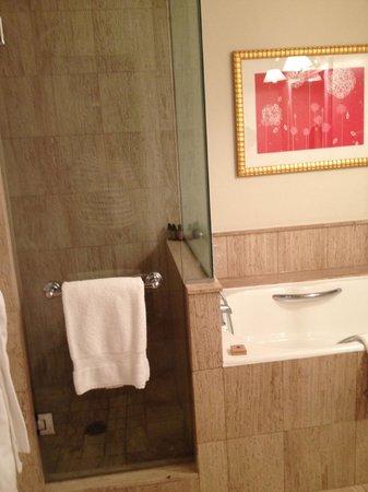 Four Seasons Hotel Mexico City : lato doccia