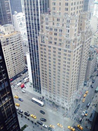 New York Hilton Midtown : Hotelroom View