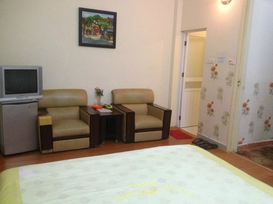 Superior double room picture of red river hotel i hanoi