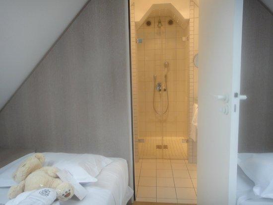 L'Agapa Hotel SPA Nuxe : Chambre enfants et le Nounours