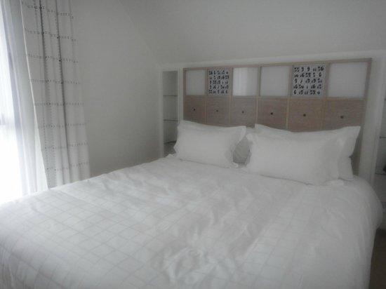 L'Agapa Hotel SPA Nuxe : La chambre parentale
