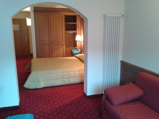 Hotel Fanes Suite & Spa: camera P.1°