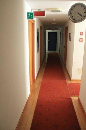 Hotel Rubicone: Area comune