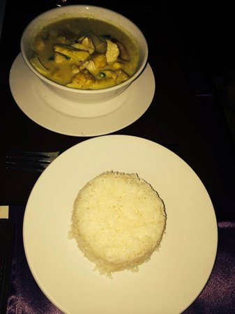 Wanna's Place : Curry chicken !