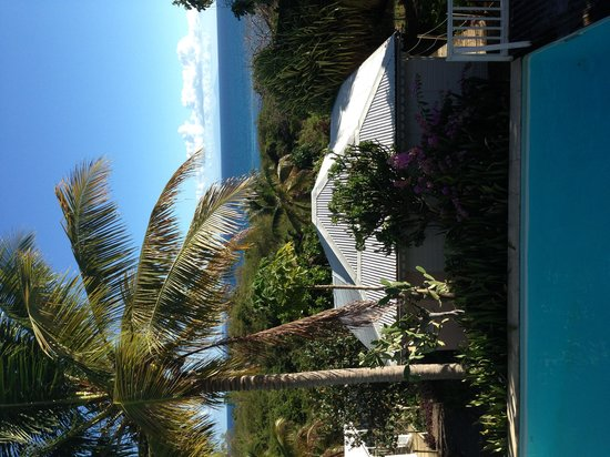 Reves en Iles: la vue de la terrasse