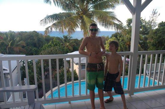 Reves en Iles: la terrasse 2