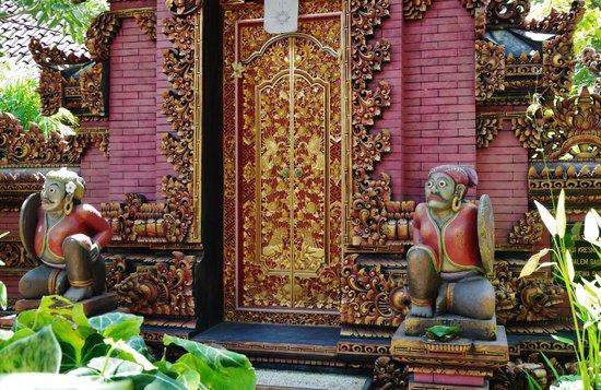 Putri Homestay : Balinesische Pracht