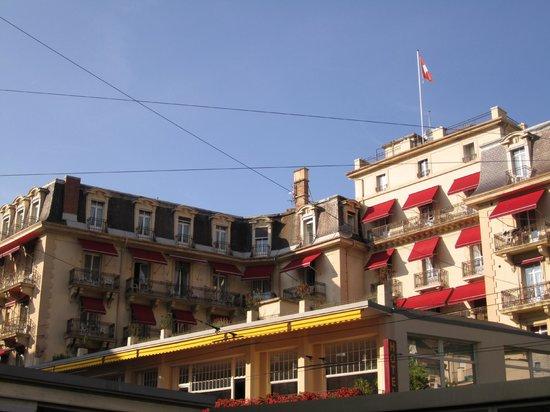 Hotel Helvetie: montreux