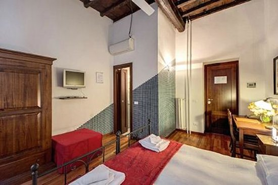 Nova Domizia: double room