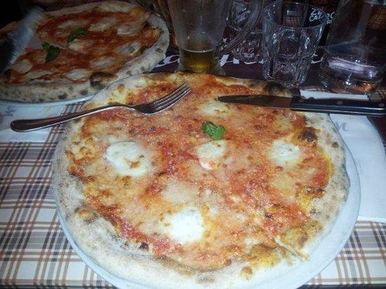 Osteria Pizzeria Margherita: Pizza Doc
