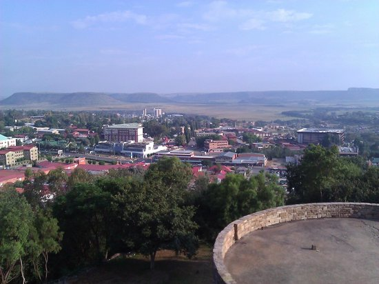 AVANI Lesotho Hotel & Casino: View from my room