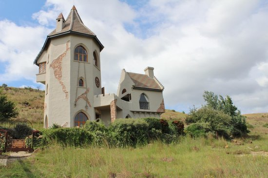 Castle in Clarens : The Castle