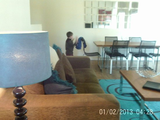 Princes Street Suites: 5