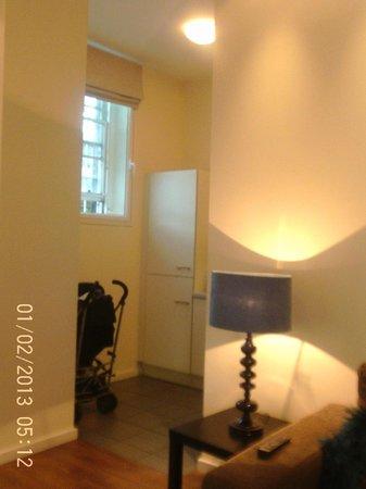 Princes Street Suites: 4